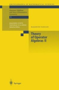 Theory of Operator Algebras II