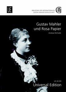 Gustav Mahler und Rosa Papier