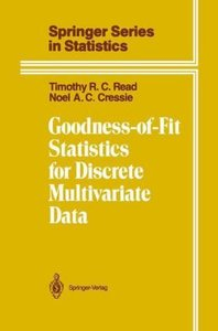 Goodness-of-Fit Statistics for Discrete Multivariate Data