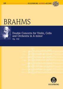 Konzert für Violine, Violoncello und Orchester a-Moll