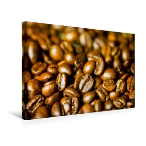 Premium Textil-Leinwand 45 cm x 30 cm quer Kaffee