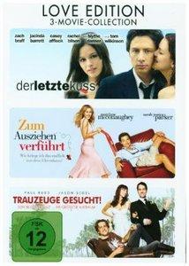 Love Edition, 3 DVD