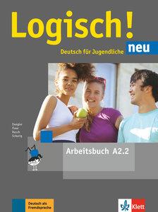 Logisch! neu A2.2. Arbeitsbuch mit Audio-Dateien zum Download