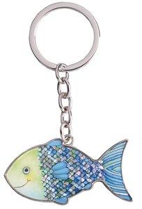 Dein Wunschfisch. Schlüsselanhänger
