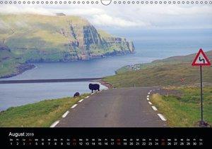 Nordische Momente (Wandkalender 2019 DIN A3 quer)