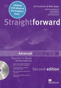 Straightforward Second Edition Advanced. Teachers Book