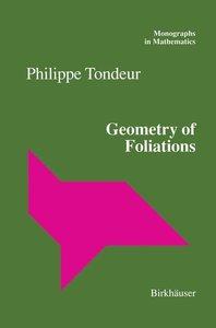 Geometry of Foliations