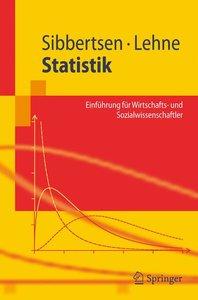 Sibbertsen, P: Statistik