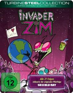 Invader ZIM [Turbine Steel Collecti