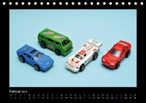 Autos aus der Spielzeugkiste