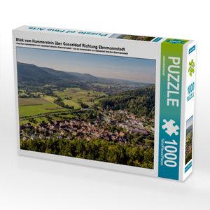 Blick vom Hummerstein über Gasseldorf Richtung Ebermannstadt 100