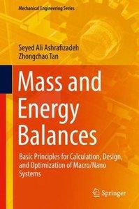 Mass and Energy Balances