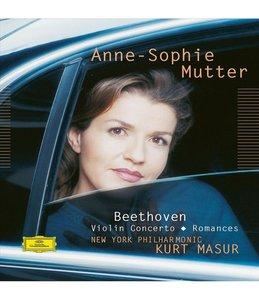 Violinkonzert+Violinromanzen (Pure Audio)