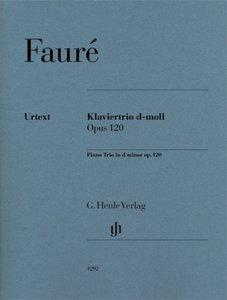 Klaviertrio d-moll Opus 120