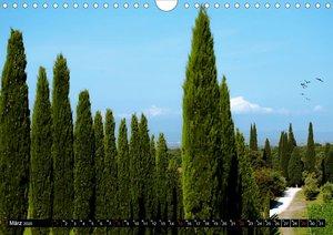 Romantische Grüße aus der Toskana (Wandkalender 2020 DIN A4 quer