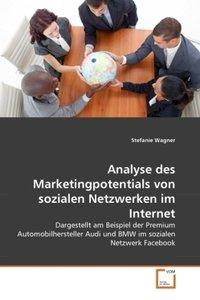 Analyse des Marketingpotentials von sozialen Netzwerken im Inter