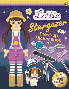 Lottie Stargazer Dress-up Sticker Book