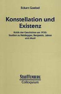 Konstellation und Existenz