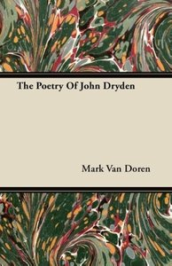 The Poetry Of John Dryden