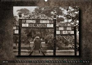 VIETNAM - Retro Impressionen (Wandkalender 2019 DIN A2 quer)