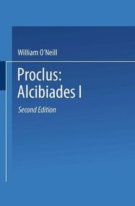 Proclus: Alcibiades I