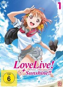 Love Live! Sunshine!! - DVD 1