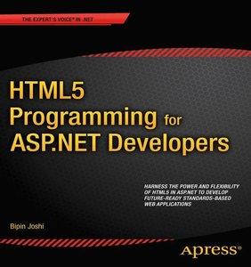 HTML5 Programming for ASP.NET Developers