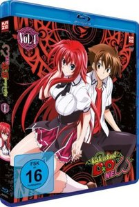 Highschool DXD New - Blu-ray 1
