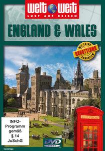 England & Wales - mit Bonusfilm Schottland (Reisefilm aus der Re