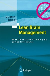 Lean Brain Management
