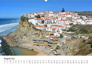 LISSABON und die Atlantikküste (Wandkalender 2020 DIN A2 quer)