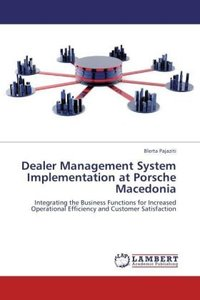 Dealer Management System Implementation at Porsche Macedonia