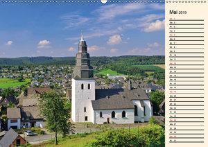 Unterwegs in Deutschland (Wandkalender 2019 DIN A2 quer)