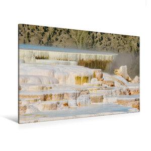 Premium Textil-Leinwand 120 cm x 80 cm quer Die Terrassen von Ma