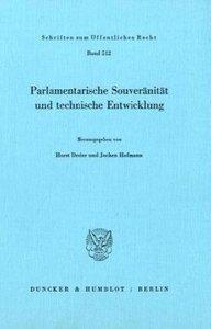 Parlamentarische Souveränität und technische Entwicklung