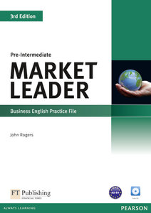 Market Leader. Pre-Intermediate Practice File (with Audio CD)