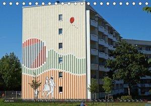Architektur-Charme der DDR (Erfurt) (Tischkalender 2019 DIN A5 q