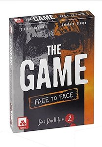 NSV 19908049 - The Game, Face to Face, Kartenspiel