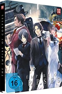 Project Itoh Trilogie Teil 1: The Empire of Corpses - Steelbook