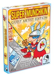 Super Munchkin Guest Artist Edition Art Baltazar-Version)