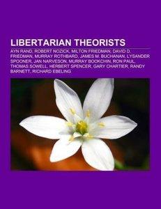 Libertarian theorists