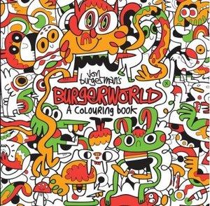 Jon Burgerman\'s Burgerworld
