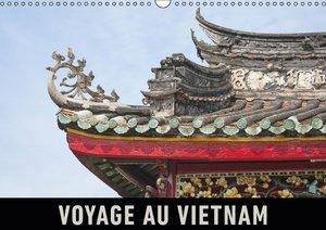 Voyage au Vietnam (Calendrier mural 2015 DIN A3 horizontal)