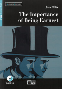The Importance of Being Earnest. Buch + Audio-CD
