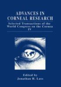 Advances in Corneal Research