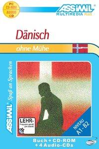 Assimil. Dänisch ohne Mühe. Multimedia-PLUS. Lehrbuch und 4 Audi
