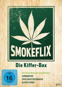 Smokeflix - Die Kiffer-Box