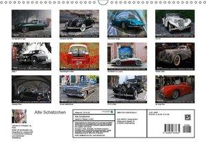 Alte Schätzchen II (Wandkalender 2019 DIN A3 quer)