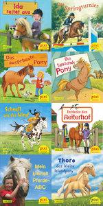 Pixi-Bundle 8er Serie 231: Pferde-Freundschaften