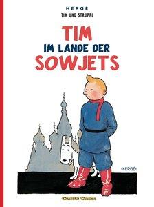 Tim und Struppi. Tim im Lande der Sowjets